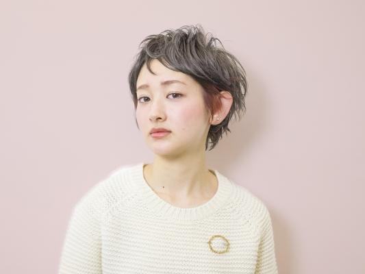らいちゃん正面ピンクブログ