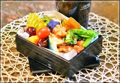 lunchボックス