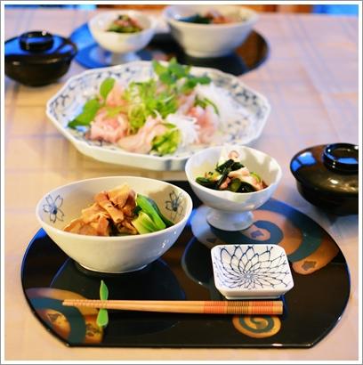 和食が好き