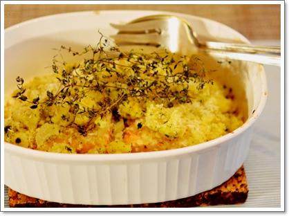 サーモンオーブン焼き