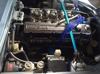 S30Zエンジン不調②
