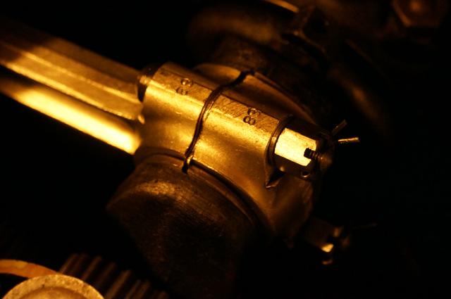 クボタAHCのコンロッド大端部-クランクシャフトのメタル