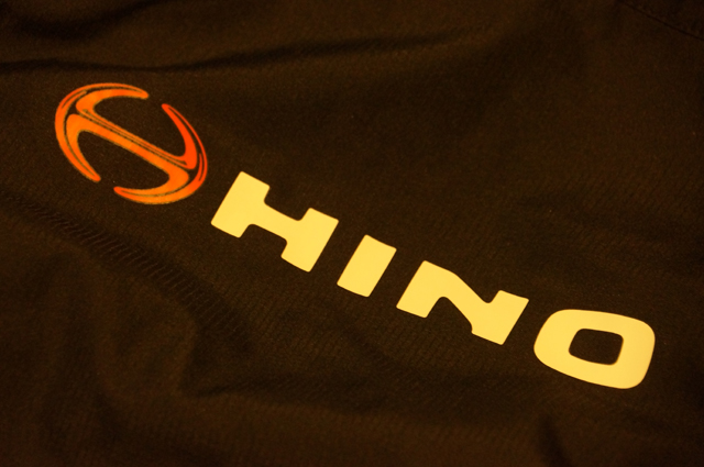 H HINO 日野