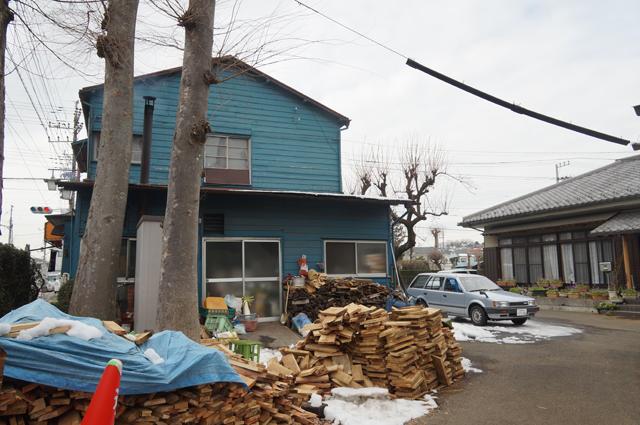 武蔵野うどんの名店 小島屋さんとBFファミリア