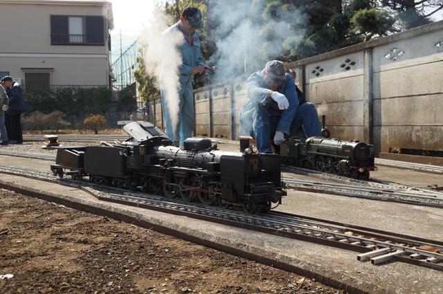 日本とイギリスの優等列車を牽引したカマ達