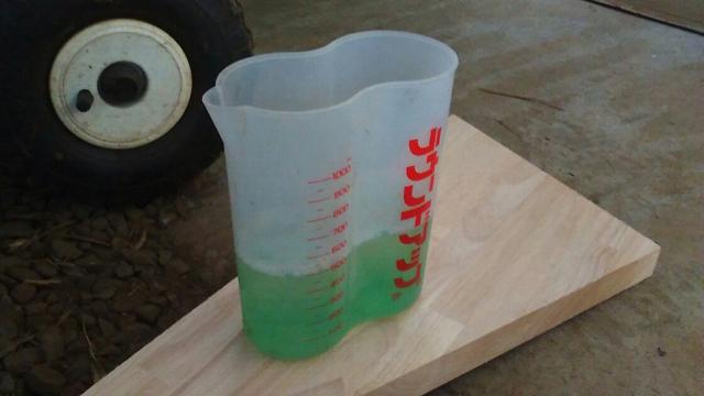 サンポール電解液