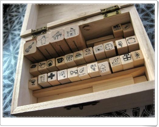 100均 木箱