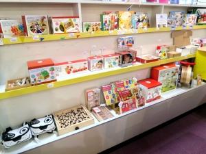 レインディア おもちゃコーナー 201603