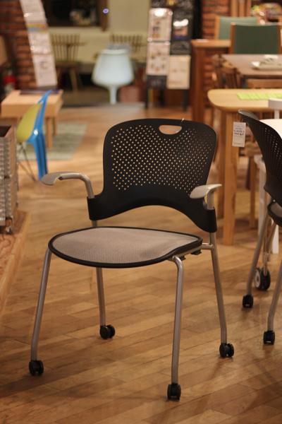 Herman Miller ハーマンミラー) ケイパーチェア オフィス家具