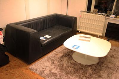 フリッツハンセン PL601テーブル ピエロ・リッソーニ 北欧家具