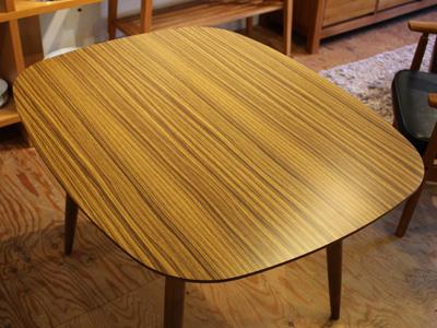 カリモク60 ミッドセンチュリー デザイナーズ家具 テーブル