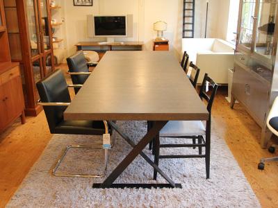 B&B テーブル アイアン オフィス家具