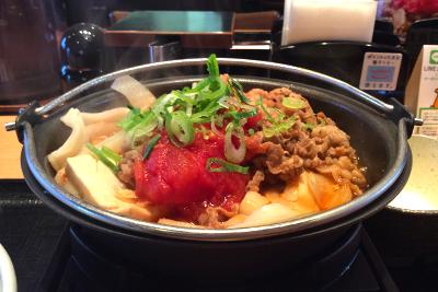熱田神宮とトマト牛鍋全