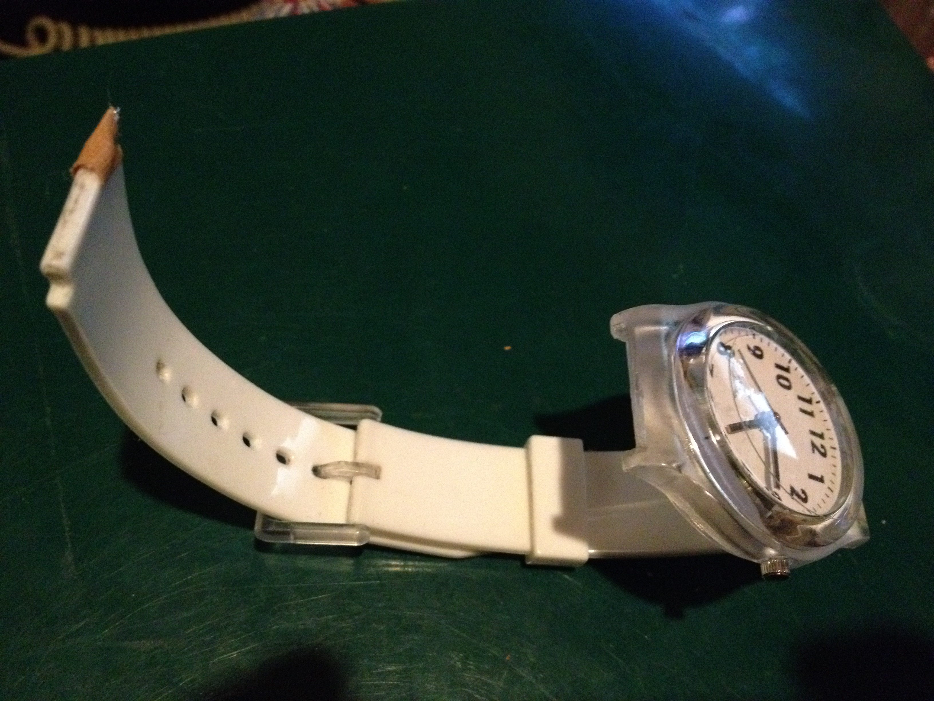 修繕可能な時計