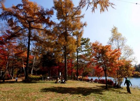 蓼科湖 (4)