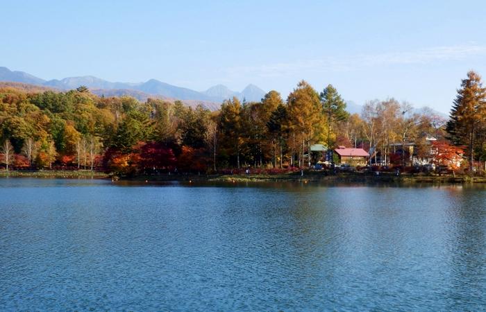 蓼科湖 (238)-001