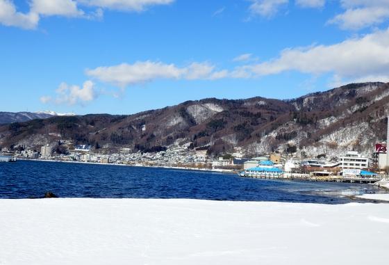 諏訪湖 (1)