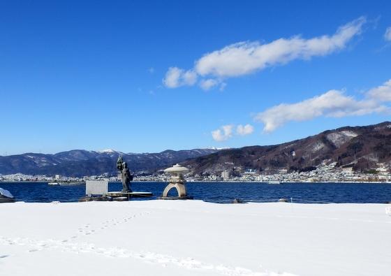 諏訪湖 (6)