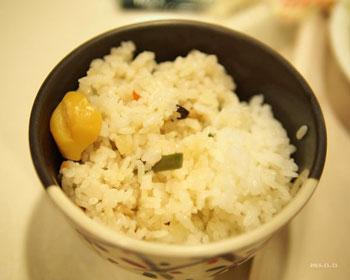 栗山菜ごはん