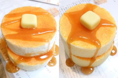 厚焼きホットケーキab-su