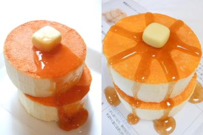 厚焼きホットケーキhi-ka
