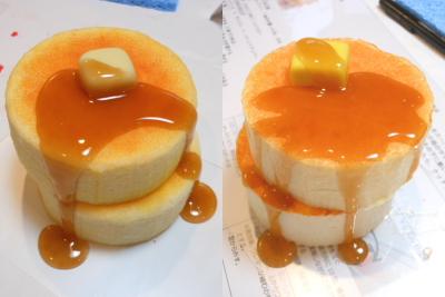 厚焼きホットケーキta-oi