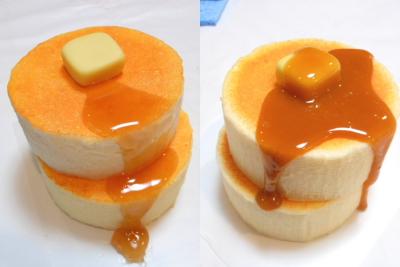 厚焼きホットケーキsa-shi