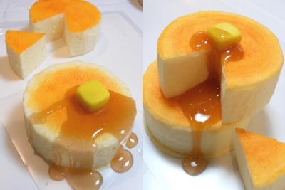 厚焼きホットケーキoka-ishi