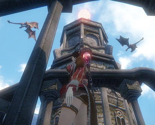 守護神竜の関門2