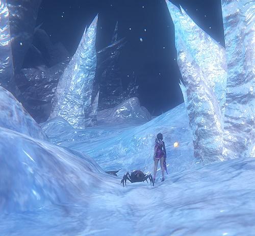 ファルラーク氷城1