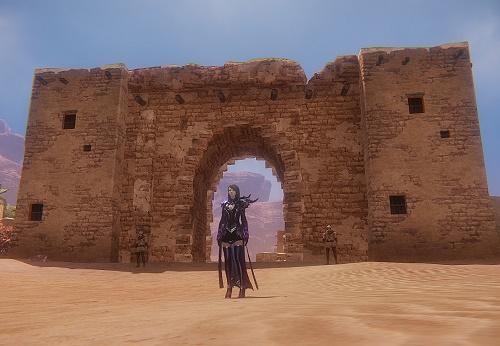 不滅の砂漠1