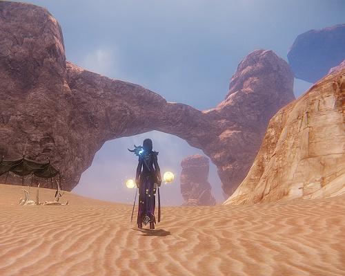 不滅の砂漠6
