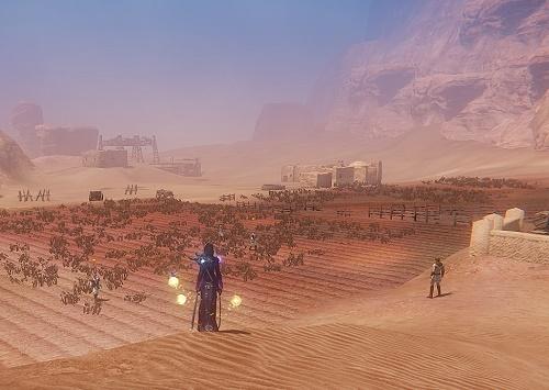 不滅の砂漠7
