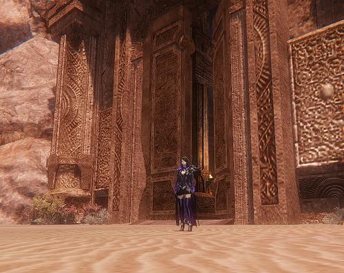 廃墟神殿1