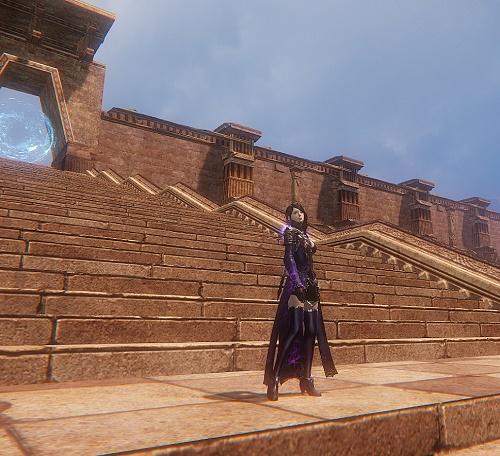 廃墟神殿5