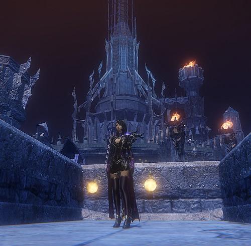 混沌の魔軍の要塞1