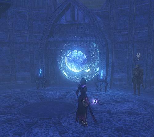 混沌の魔軍の要塞2