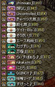夢列車vsShowMe  集まり1
