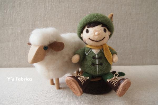 羊飼いの少年♪