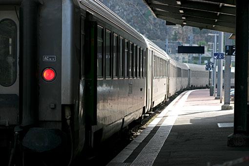 シェルブール駅
