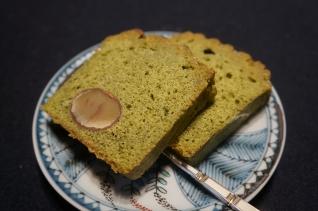 栗のケーキ1