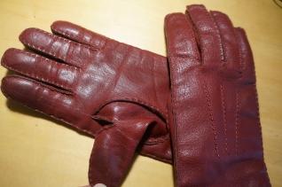 ラム手袋1