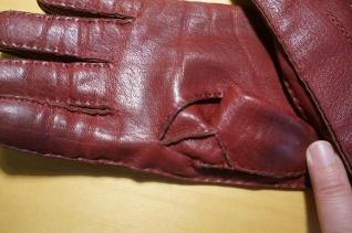 ラム手袋2