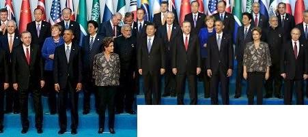 G20首脳会議 毎日