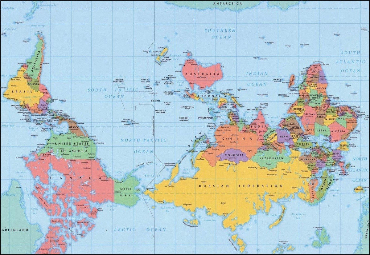 世界地図3