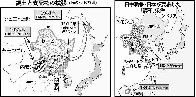 「日本の生命線」