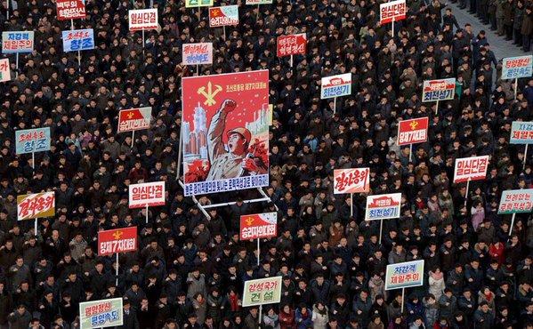 昨日の北朝鮮
