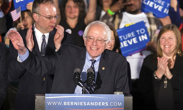 why voters are turning to Bernie Sanders