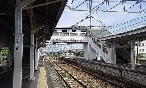 善通寺駅探索7