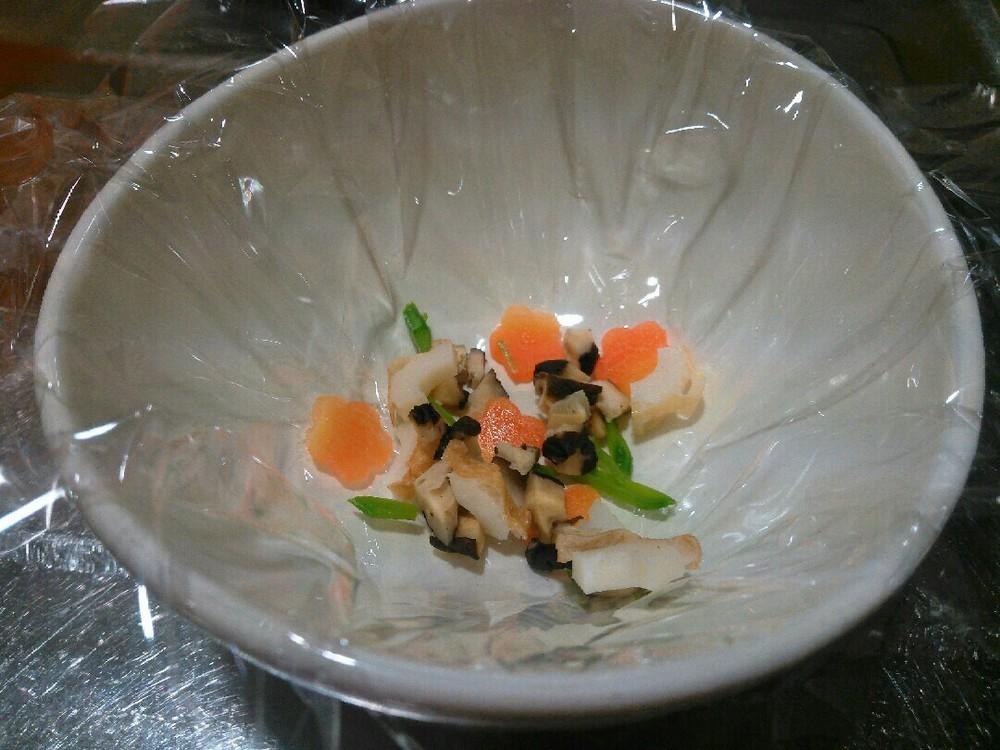 卵豆腐の作り方1